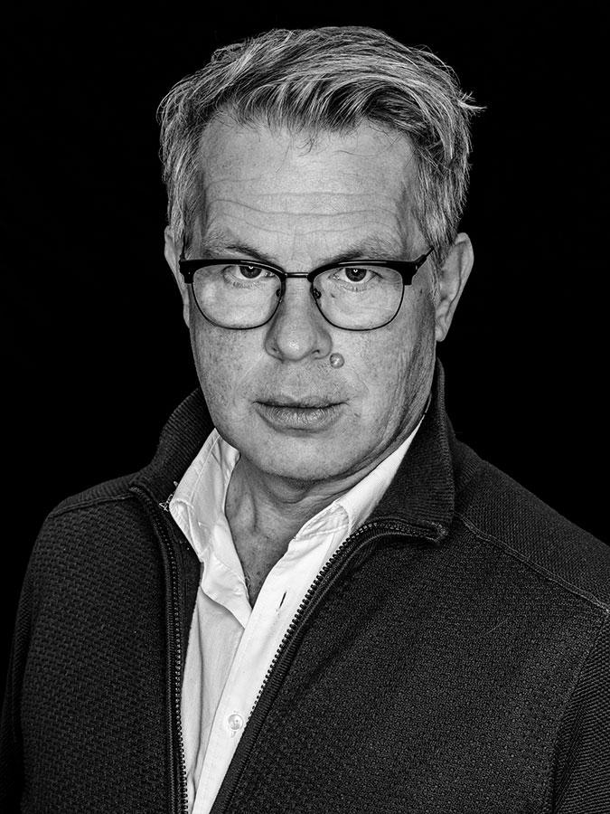 Dirk Bunte – Faces of St. Pauli - eine Portrait-Reihe in Schwarz-Weiss