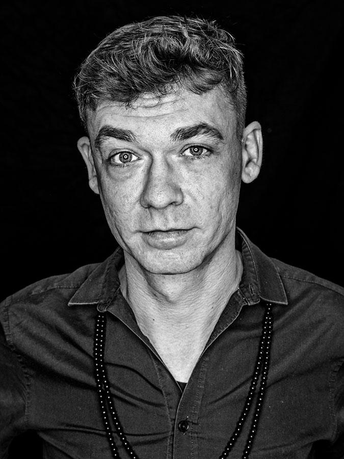 Dominik Bliefert – Faces of St. Pauli - eine Portrait-Reihe in Schwarz-Weiss