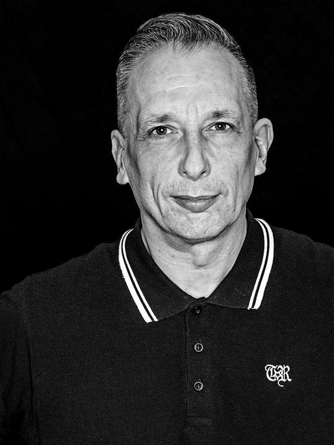 Don KLO – Faces of St. Pauli - eine Portrait-Reihe in Schwarz-Weiss