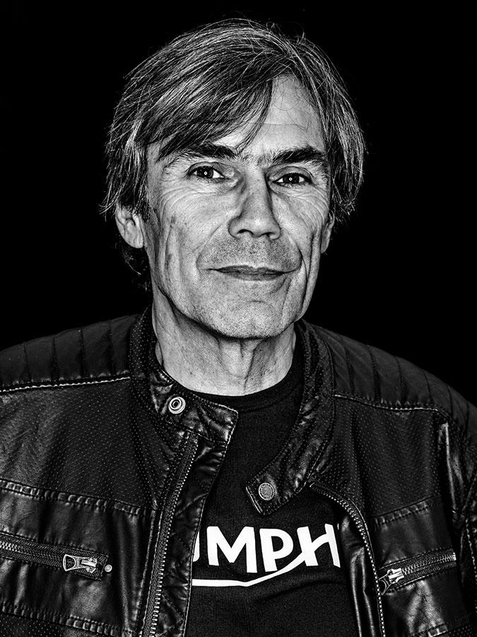 Folkert Klemme – Faces of St. Pauli - eine Portrait-Reihe in Schwarz-Weiss
