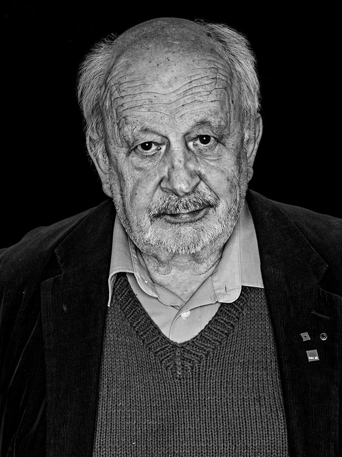 Günter Zint – Fotografisches Kiezgedächtnis Faces of St. Pauli - eine Portrait-Reihe in Schwarz-Weiss