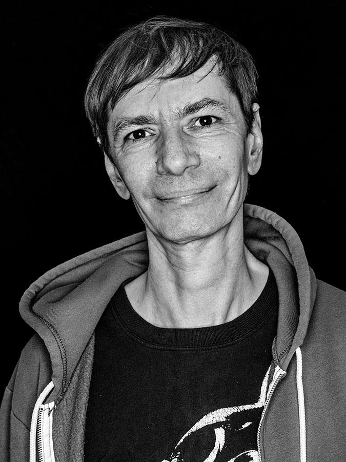 Jean Coppong – Faces of St. Pauli - eine Portrait-Reihe in Schwarz-Weiss