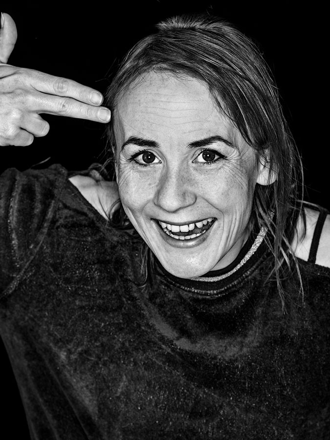 Jonny Lunacy – Faces of St. Pauli - eine Portrait-Reihe in Schwarz-Weiss