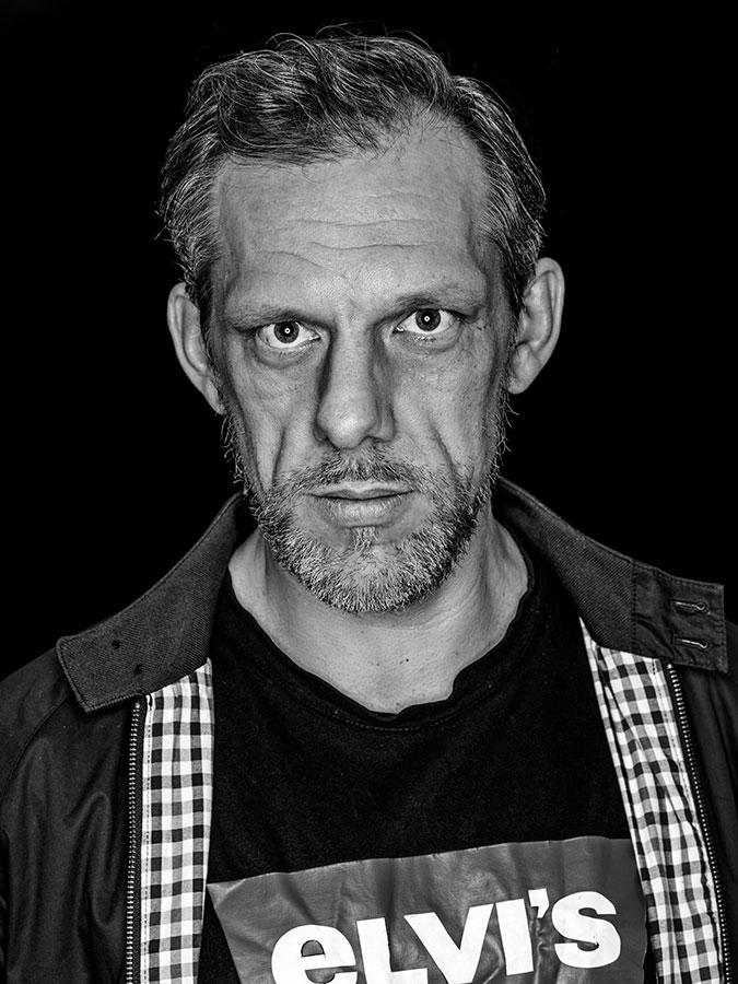Lars Nagel – Faces of St. Pauli - eine Portrait-Reihe in Schwarz-Weiss