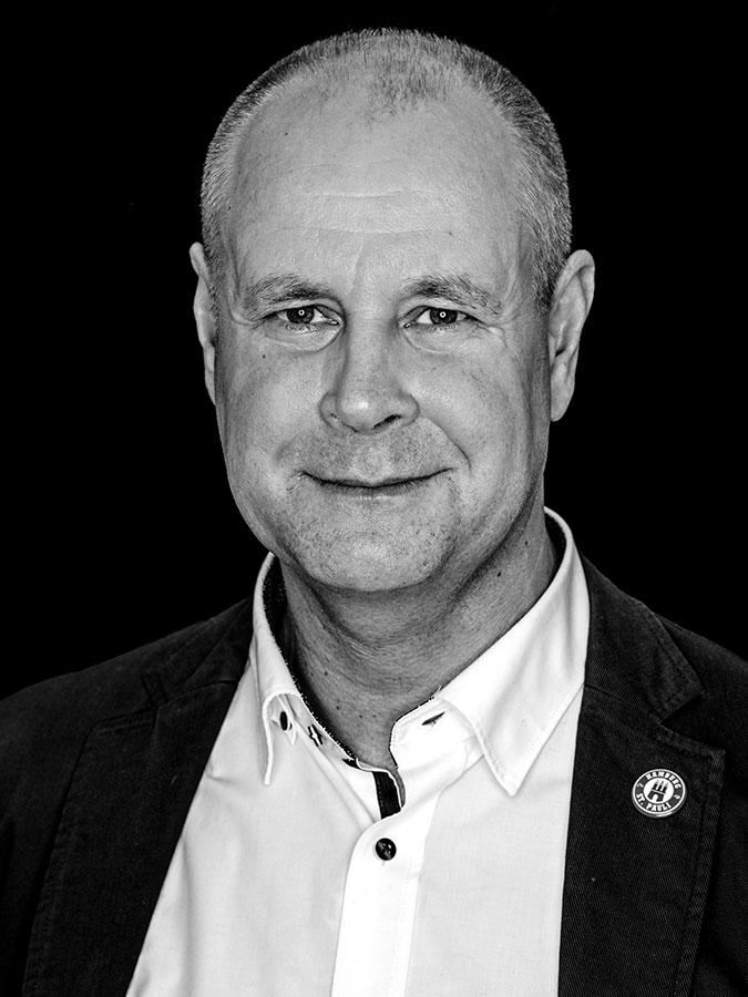 Lars Schütze –Faces of St. Pauli - eine Portrait-Reihe in Schwarz-Weiss