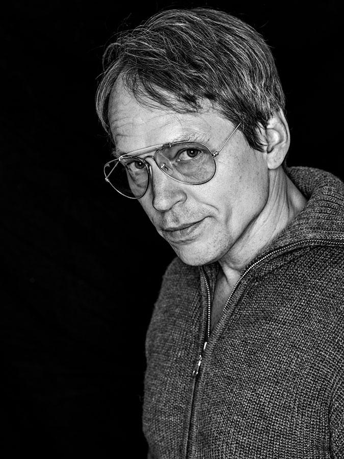 Michel Ruge – Faces of St. Pauli - eine Portrait-Reihe in Schwarz-Weiss