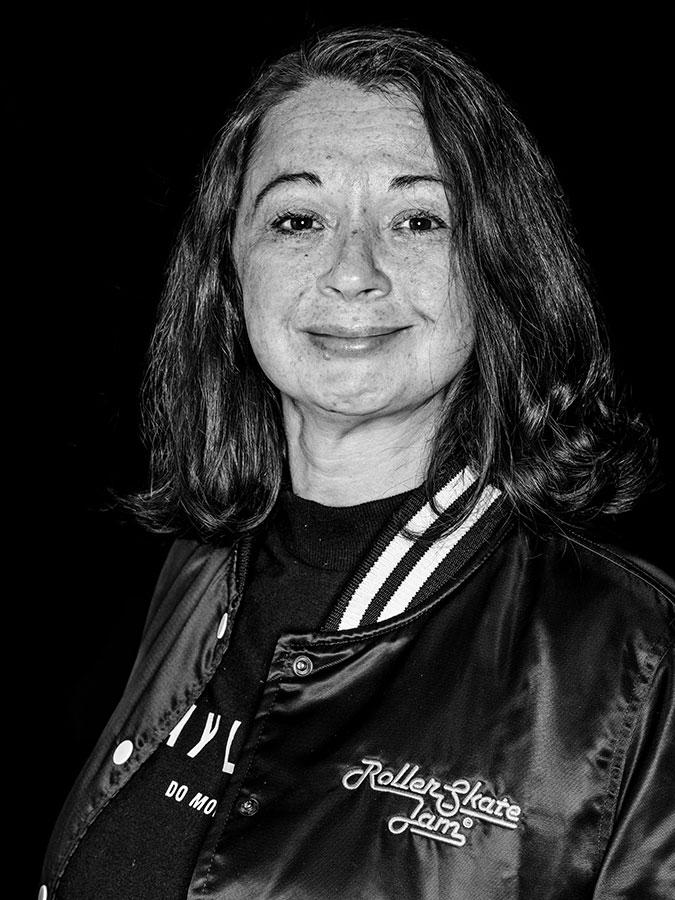 Mitra Kassai – Faces of St. Pauli - eine Portrait-Reihe in Schwarz-Weiss