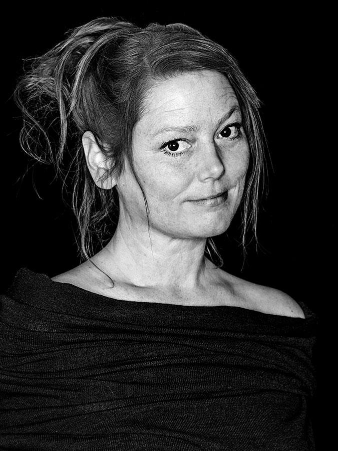 Nina Lauterbach – Faces of St. Pauli - eine Portrait-Reihe in Schwarz-Weiss