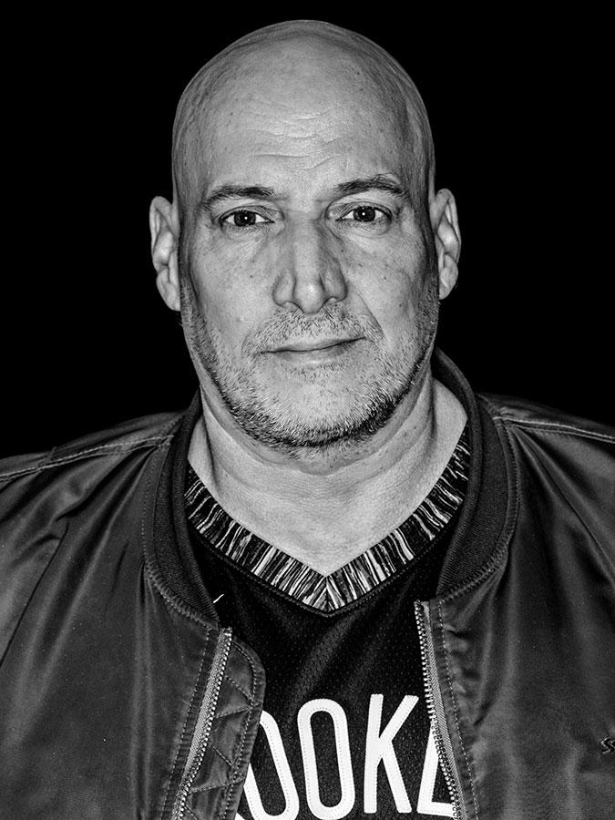 Oliver Borth – Faces of St. Pauli - eine Portrait-Reihe in Schwarz-Weiss
