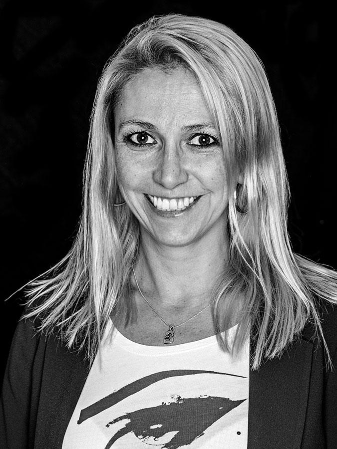 Sabrina Hirche – Faces of St. Pauli - eine Portrait-Reihe in Schwarz-Weiss