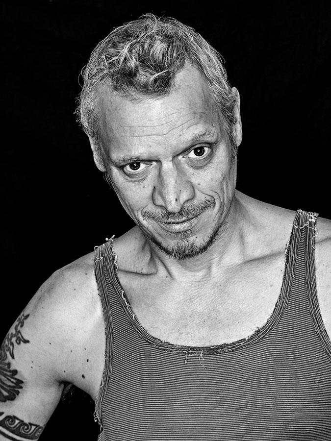 Simon Goertz – Faces of St. Pauli - eine Portrait-Reihe in Schwarz-Weiss
