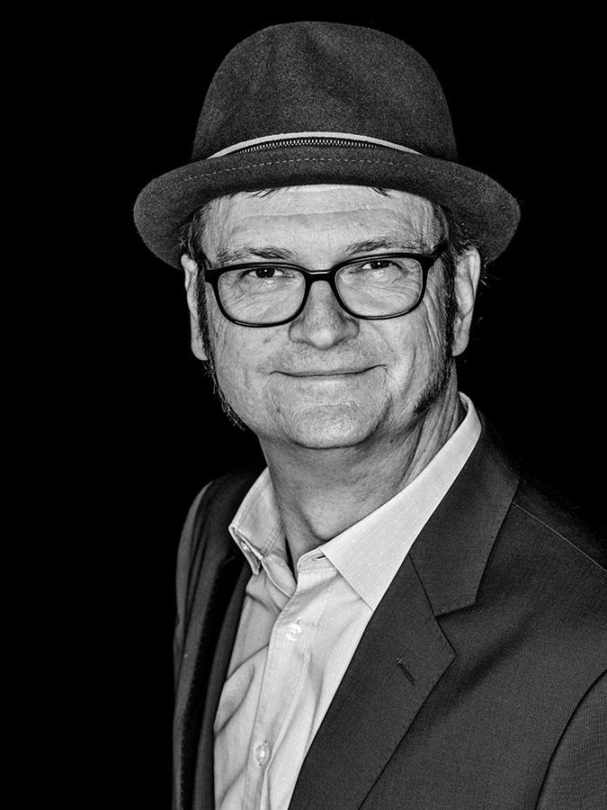 Stefan Groenveld – Fotograf Faces of St. Pauli - eine Portrait-Reihe in Schwarz-Weiss