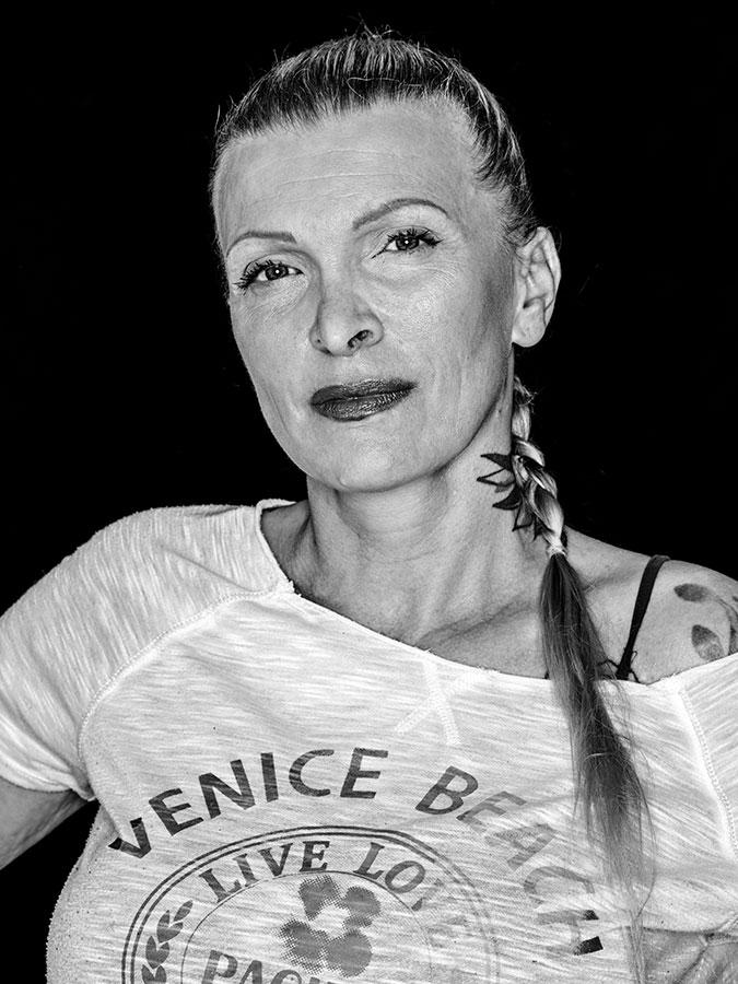 Susanna Horn – Faces of St. Pauli - eine Portrait-Reihe in Schwarz-Weiss