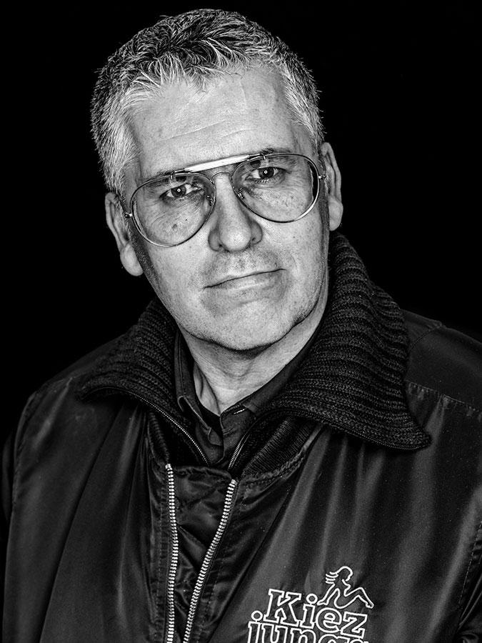 Sven Jakobsen – Kiezjungs Faces of St. Pauli - eine Portrait-Reihe in Schwarz-Weiss