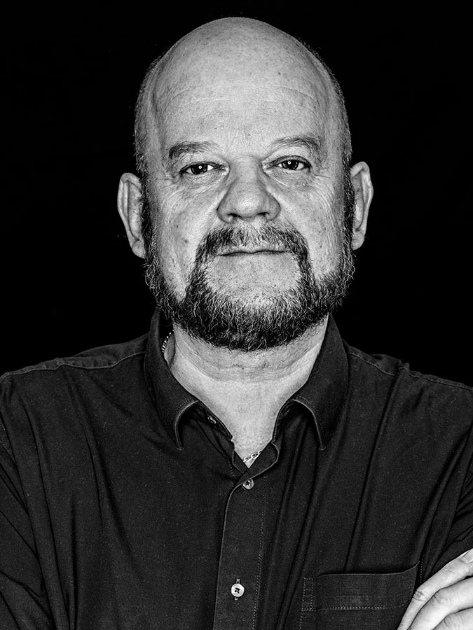 Uwe Christiansen – Faces of St. Pauli - eine Portrait-Reihe in Schwarz-Weiss